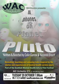 No Phone on Planet Pluto