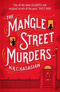 Mangle Street Murders Kasasian