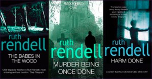 Ruth Rendell images