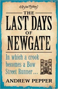 Last Days of Newgate copy